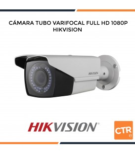 Cámara Tubo Varifocal Full- HD 1080p