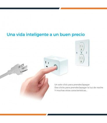 Tomacorriente Inteligente